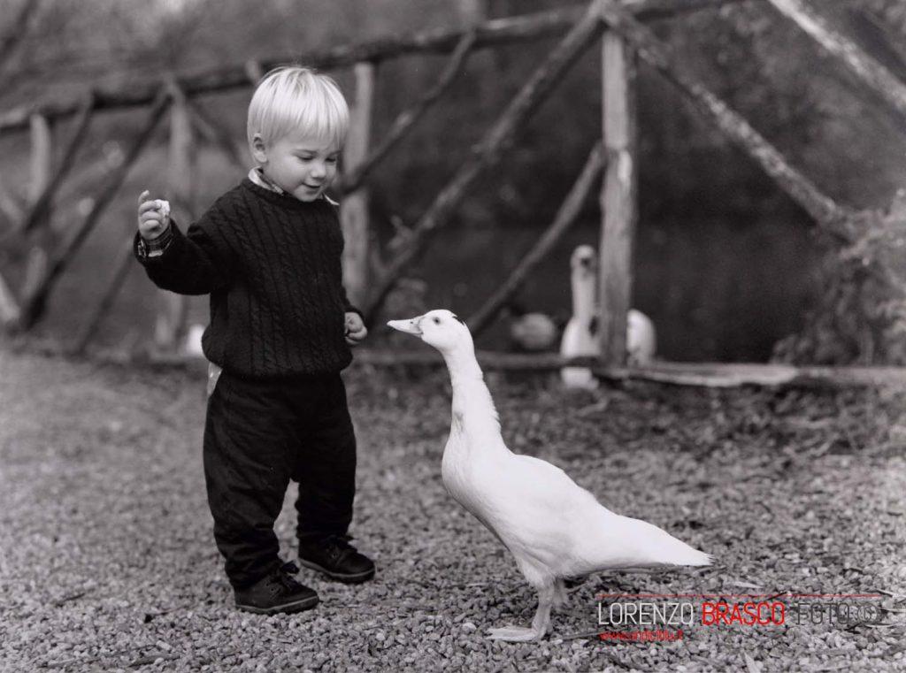 Ritratti bambini foto di Lorenzo Brasco